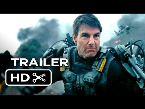Edge Of Tomorrow Official Trailer #1 (2014) – Tom Cruise, Emily Blunt Movie HD