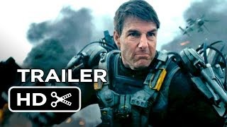 Nonton Edge Of Tomorrow Official Trailer #1 (2014) - Tom Cruise, Emily Blunt Movie HD Film Subtitle Indonesia Streaming Movie Download