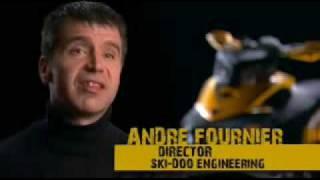 7. 2009 Ski-Doo 4-Tec Benifits