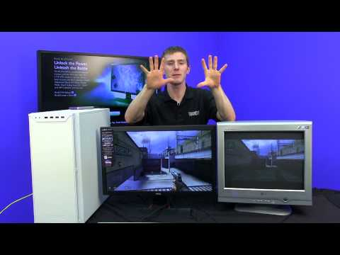 and MORE! NCIX Tech Tips - In this episode, Linus covers important aspects of LCD and regular monitors such as response time, color reproduction, input lag and refresh rate.