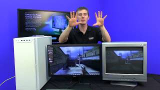 Found a great video explaining response time of monitors and about CRT monitors.