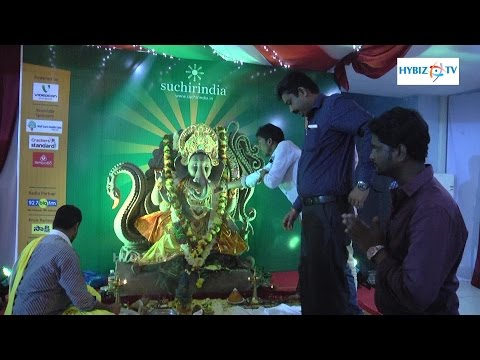 Vajra Events Go Green Ganesha 2016