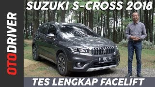 Video Suzuki SX4 S-Cross 2018 Review Indonesia | OtoDriver MP3, 3GP, MP4, WEBM, AVI, FLV Februari 2018