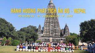Hành hương Phật tích Ấn Độ-Nepal từ 24-10 đến 06-11-2018 - Phần 5