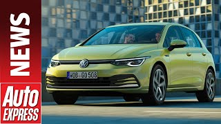 New 2020 Volkswagen Golf - the king of the hatchbacks is back! by Auto Express