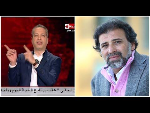 اعلامي مصرييهاجم تصريح خالد يوسف عن المشاهد الجنسية في أفلامه