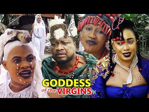 Goddess Of The Virgins Season 1 - (New Movie) 2019 Latest Nigerian Epic Movie | African Movies 2019