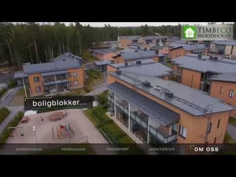 Timbeco  introduksjon  –  produksjon  til  byggelementer  og  elementhus