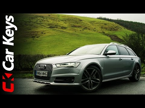 Audi A6 allroad quattro 2015 review – Car Keys
