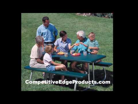 Lifetime Picnic Tables