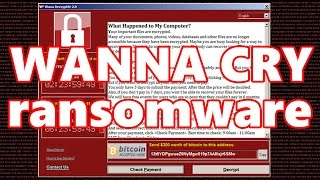 WHO IS BEHIND WANNACRY? https://www.youtube.com/watch?v=TvYjaFjzv68 What is wanna cry RANSOMWARE and why you would not want it in your computer? Prevent WANN...