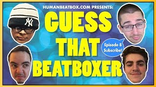Video Guess That Beatboxer // TylaDubya & Jaynkins vs Audical & Villain MP3, 3GP, MP4, WEBM, AVI, FLV April 2019