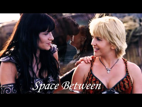 Space Between - Xena and Gabrielle (Xena: Warrior Princess)