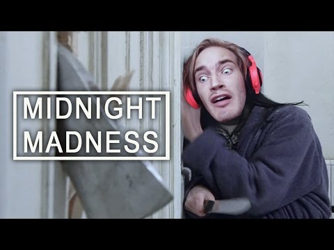 Midnight - Game: http://bit.ly/1rZzyaC Get awesome games: http://www.g2a.com/PewDiePie Comment: #ass Check out our Website! ▻ http://www.pewdiepie.net Click Here To Subscribe! ▻ http://bit.ly/JoinBroArmy...