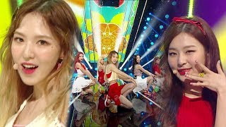 Video 《EXCITING》 Red Velvet (레드벨벳) - Red Flavor (빨간 맛) @인기가요 Inkigayo 20170730 MP3, 3GP, MP4, WEBM, AVI, FLV Januari 2018