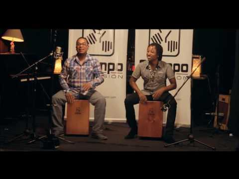 A Tempo Percusion Lessons - Caj坦n Peruano - Festejo