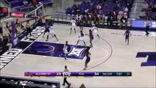 Henrietta Wells NCAA1 Alcorn State Offensive Highlights