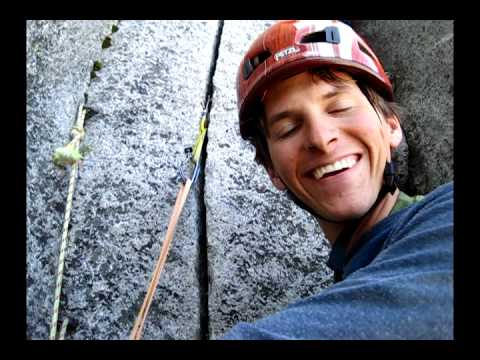 Climbing Half Dome - NW Face - July 2010