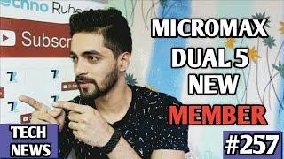 Micromax Dual 5,Xiaomi Foldable Phone,Sony XZs India,Jio Subs,Karbonn Ya Tarzan,MEETUP Mumbai-TN#257