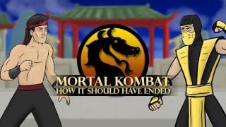 How Mortal Kombat Should Have Ended