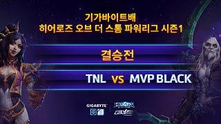 파워리그 결승전 2부 TNL VS MVP BLACK