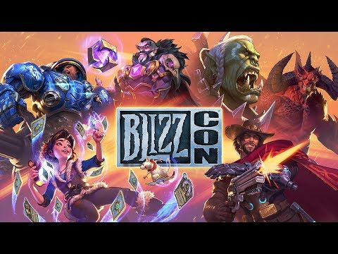 LIVE: BlizzCon 2018 Opening Ceremony