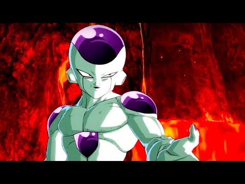 Dragon Ball FighterZ Official Frieza Character Trailerl
