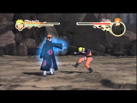 preview-Naruto Shippuden: Ultimate Ninja Storm 2 - Sage Naruto(6 Tails) vs Pain - Part 2/2