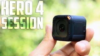 Video GoPro Hero 4 Session, review en español MP3, 3GP, MP4, WEBM, AVI, FLV Februari 2019