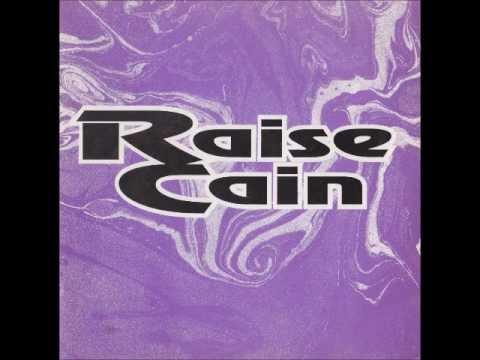 Raise Cain (Swe) - Crash 'N Burn online metal music video by RAISE CAIN