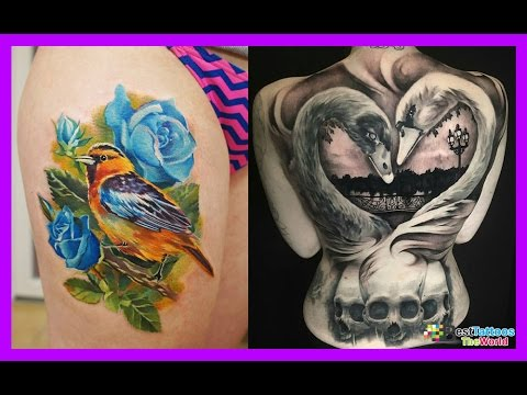 Cool Tattoos Ideas For Womens | Amazing Tattoos Designs For Girls