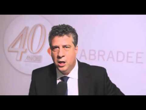 Abradee 40 Anos -   Riberto José Barbanera   Diretor Presidente Energisa Tocantis