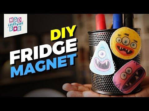 How to make Fridge Magnets