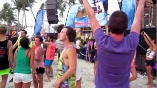 Chris Scott Live At Full Moon Party - Koh Phangan Thailand 2013 Part 2