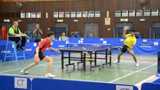 Mentakab Malaysia  City new picture : Asraf Haiqal vs Leong Chee Feng 2015 Mentakab Malaysia Final DSC 2299 Man final 2 of 6