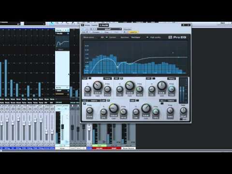 Mixing Kick Drum – Cutting Low End???