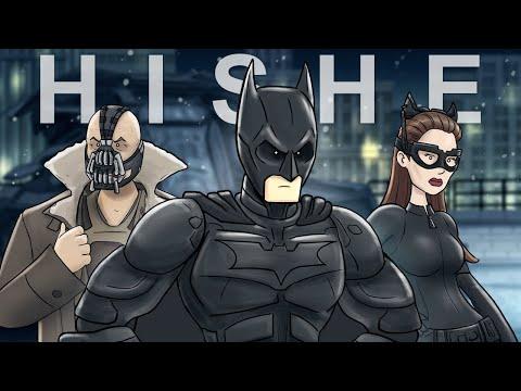 hishe - the dark knight rises