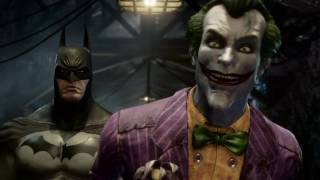 Batman: Return To Arkham launch trailer