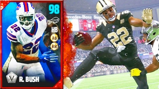 """HEISMAN REGGIE BUSH! https://www.maddencoinwizard.com/ - BURGER 12% OffPODCAST - https://www.youtube.com/channel/UCECf_OLQtQoZvEfDQjoATJwINSTAGRAM - https://www.instagram.com/cullenburgerytTWITTER -  http://www.twitter.com/cullenburgar***Check Out CyberPowerPC!: http://goo.gl/NU5kBJ Use coupon code """"Burger"""" to take 5% off your order over $1299***Business Contact: CULLENBURGERYT@Gmail.comTWITCH - http://www.twitch.tv/cullenburgerMadden 17 Ultimate Team! I play a lot of Madden 17 Ultimate Team! I post Madden 17 Ultimate Team Pack Openings! I post Madden 17 Ultimate Team Season. If I have any I also post Madden 17 Ultimate Team Coin Making Tips and Madden 17 Ultimate Team team building tips. Enjoy!Reggie Bush, Heisman Reggie Bush, 98 Overall Reggie Bush, Madden Reggie Bush, Madden 98 Overall, Reggie Bush Highlights"""