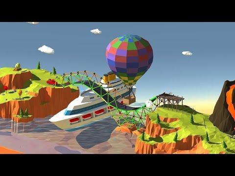Build a bridge! - Video