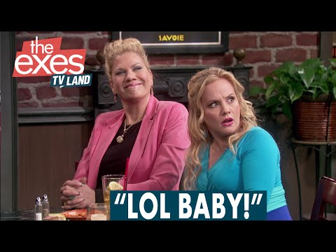 The Exes 4.14 (Clip 'LOL Baby!')