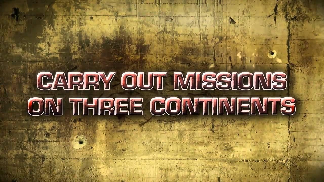 'Modern Combat 2: Black Pegasus' Launch Trailer Released