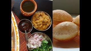 Video Homemade pani puri  recipe | golgappa recipe | puchka recipe |How to make pani puri MP3, 3GP, MP4, WEBM, AVI, FLV Juni 2018