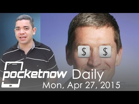 Apple quarter results, Galaxy S6 Edge growth, Sony plans & more – Pocketnow Daily