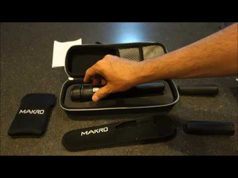 Metal Detecting:  Makro Pointer Review and Testing