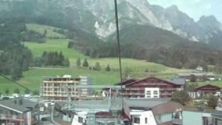 Leogang Austria  city photos : Leogang Valley in Austria 2009