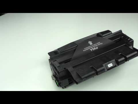 HP 61X (C8061X) BLACK HIGH YIELD 10,000 PAGE REPLACEMENT LASERJET TONER CARTRIDGE