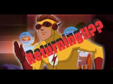 How Wally West will return in Young Justice Season 4