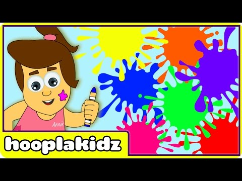 color - Learn Colors for Babies and Toddlers with these fun Preschool Learning Videos and Color Songs for Children Learn Colors in this color collection video from hooplakidz & make children learn...