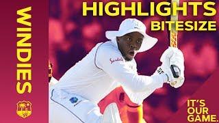 Windies vs England 1st Test Day 1 2019 | Bitesize Highlights
